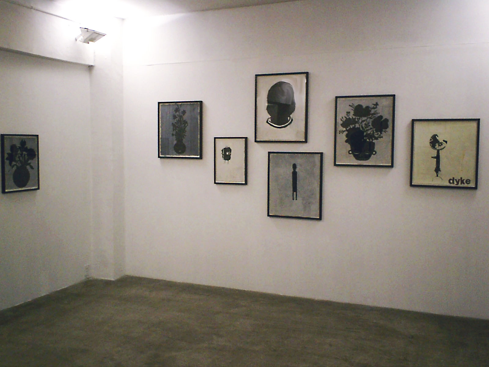 DYKE 2003   Gallery 360° Tokyo