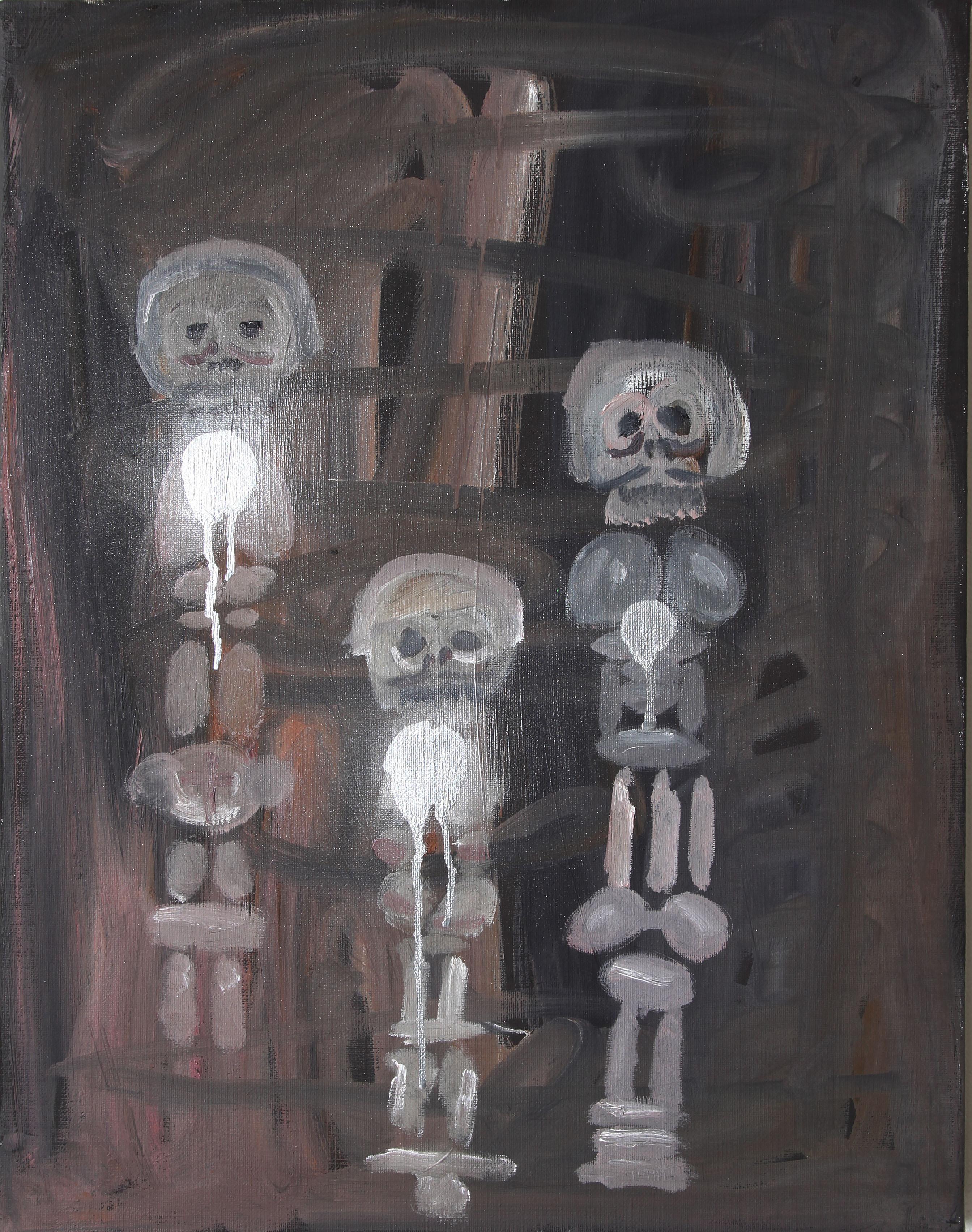 2012 oil on canvas
